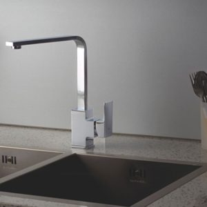Kitchen Mixer Pillar Tap